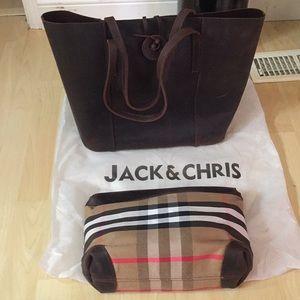 jack & chris Bags - Jack & Chris leather Bag